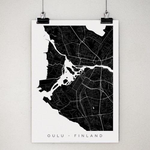 Oulu-juliste