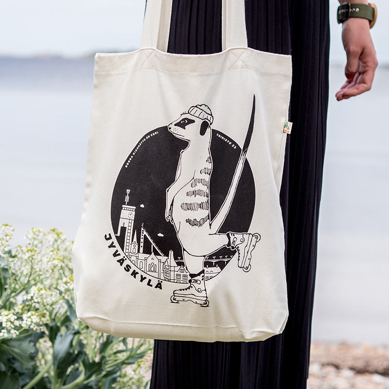Jyväskylä-kangaskassi Pepe