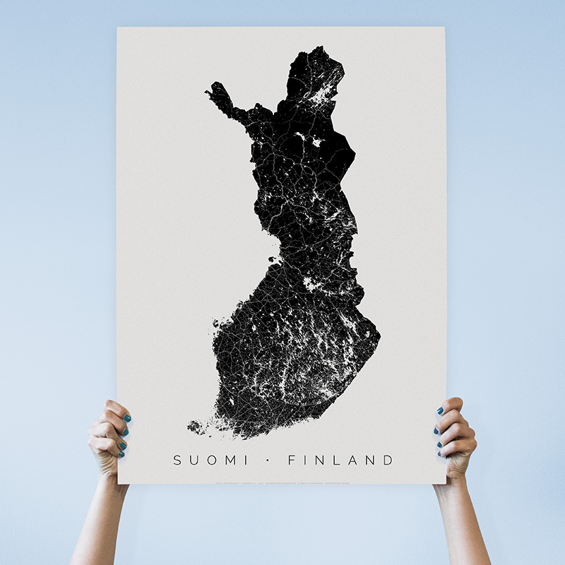 Suomi-juliste